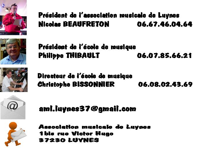 contact accueil texte noir